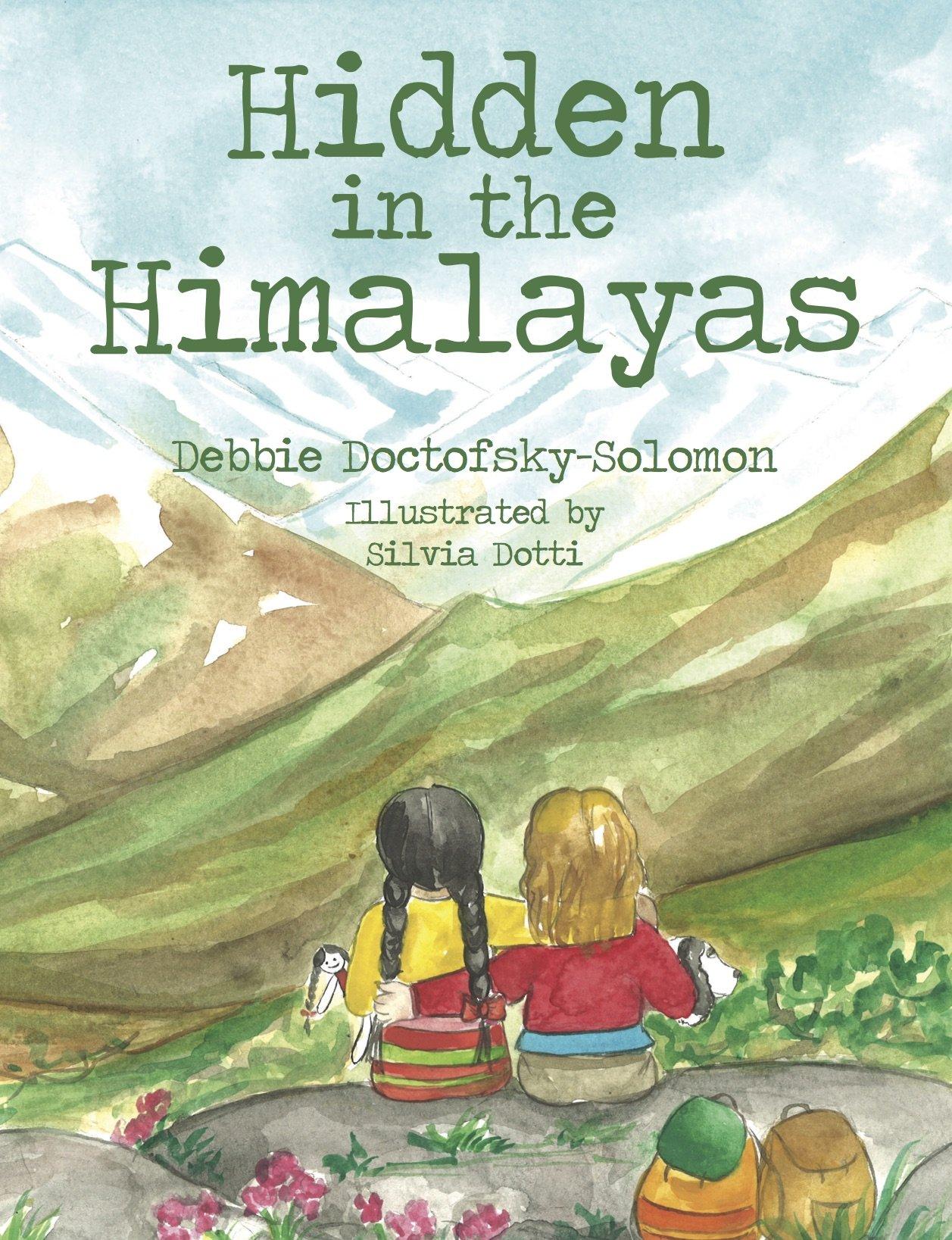 Hidden in the Himalayas PDF