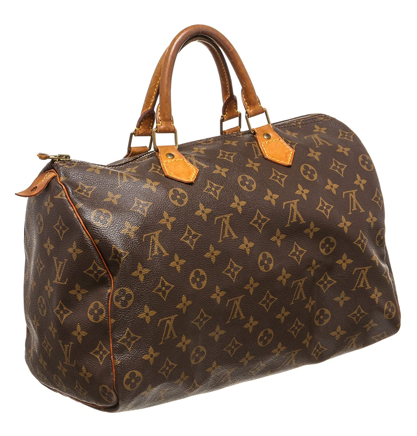 Louis Vuitton - Bolso estilo cartera para mujer marrón marrón: Amazon.es: Equipaje