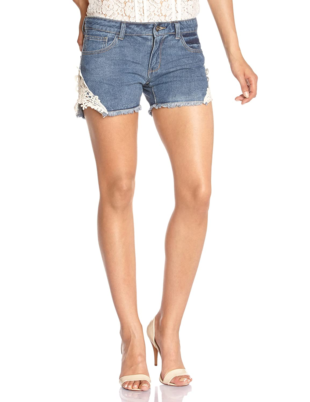 Vila Lace Women's Shorts