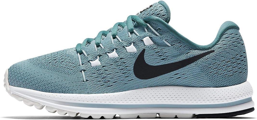 Nike Damen WMNS Air Zoom Vomero 12 Laufschuhe, PetrolWeiß