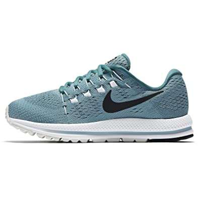 check out 2fc8b c538a Nike WMNS Air Zoom Vomero 12, Chaussures de Running Compétition Femme, Bleu  (Mica