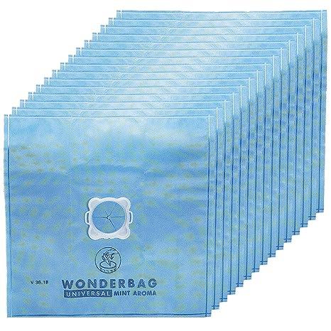 Wonderbag - Bolsas para aspiradora Rowenta (15 unidades ...