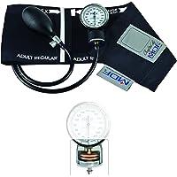 MDF® Calibra® Pro Sfigmomanometro ad aneroide della Monitor per la rilevazione della pressione arteriosa - Nero (MDF808B-11)