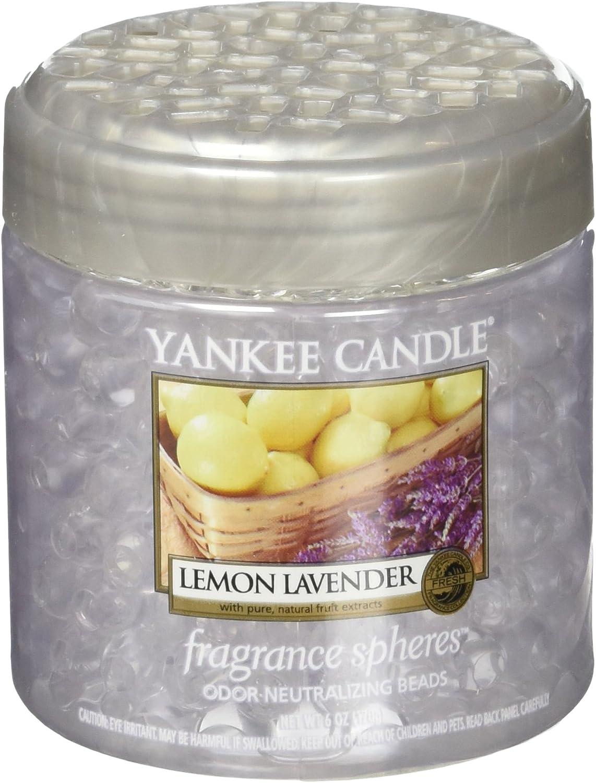 Yankee Candle Company 1547243 Lemon Lavender Fragrance Spheres