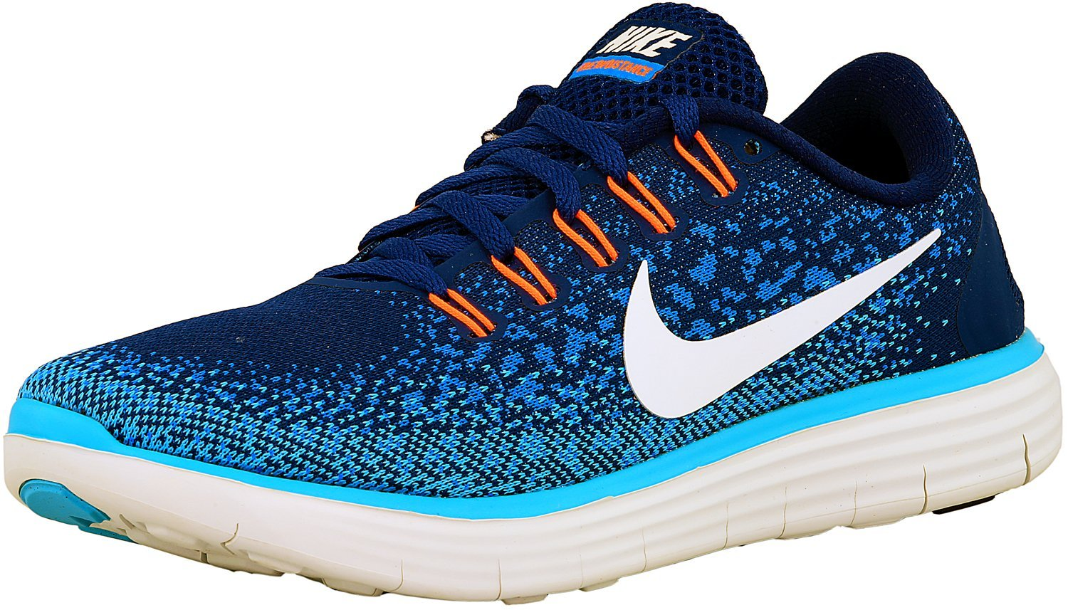 NIKE Womens Free Rn Distance Running Shoe B01HGFXC4M 6.5 B(M) US|COASTAL BLUE/OFF WHITE-HERITAGE CYAN