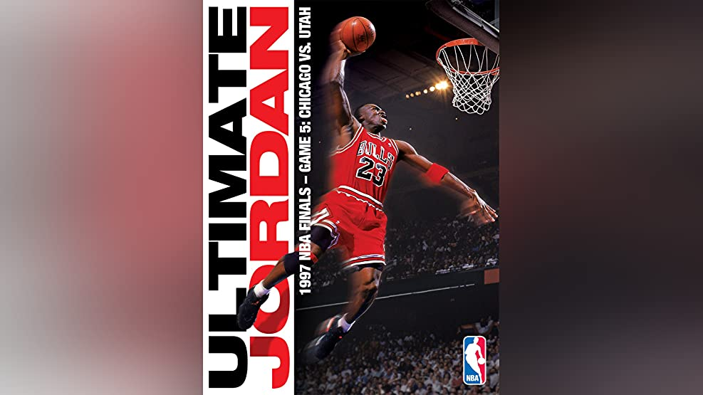 1997 Finals Game 5: Chicago vs. Utah (The Flu Game)
