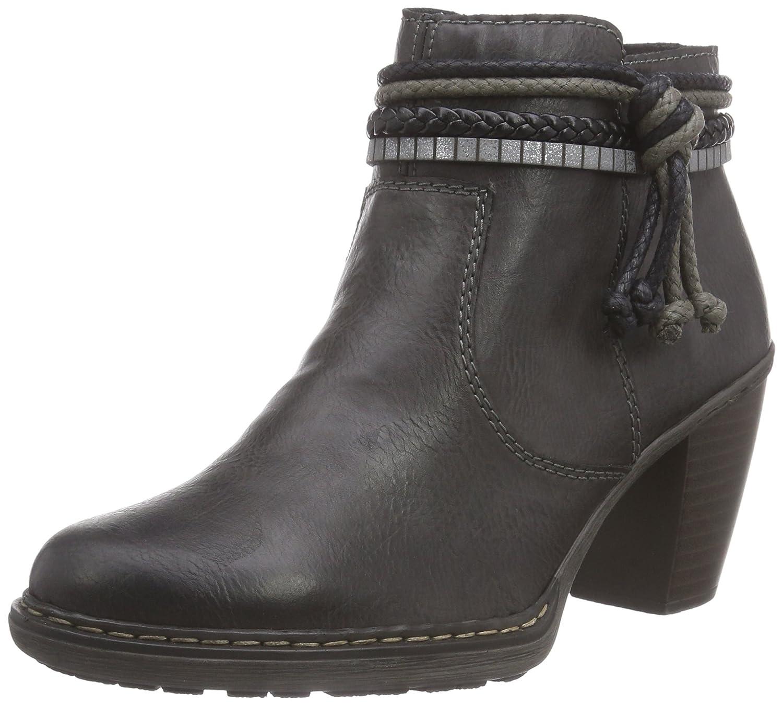 Rieker 55298 Damen Stiefeletten: Rieker: : Schuhe
