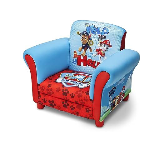 Amazon.com: Nick Jr. Paw patrol tapizado silla: Baby