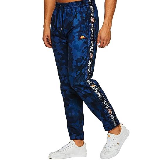 Ellesse Heritage SHX05107 Pantaloni Uomo Blu S  Amazon.it  Abbigliamento 3c499eb5c54
