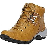 Kraasa Men's Synthetic Boots