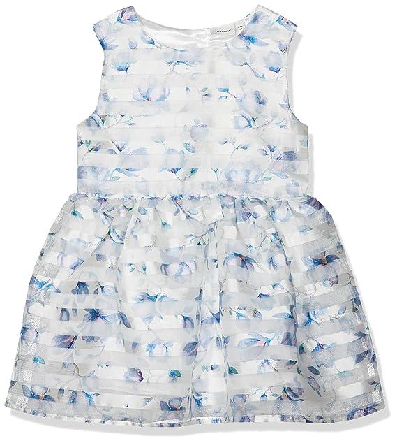 Name It Nmfvilusi Capsl Dress H Vestito Bimba