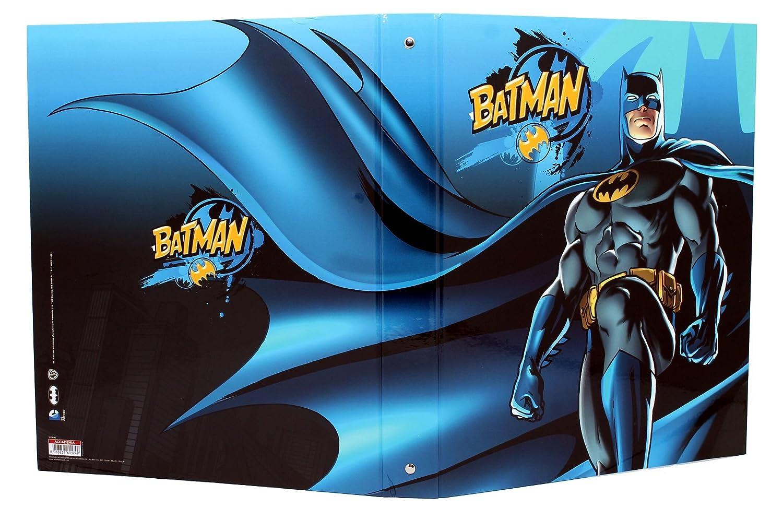 Copertina Ad Anelli Batman ACCADEMIA