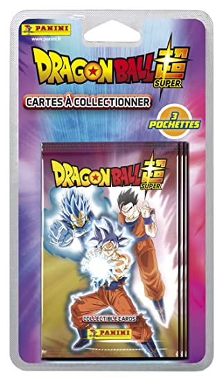 Amazon.com: Panini 2501-048 4 Packs of 5 TC Super Dragon ...