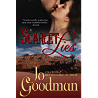 Scarlet Lies (Author's Cut Edition): Historical Romance (English Edition)