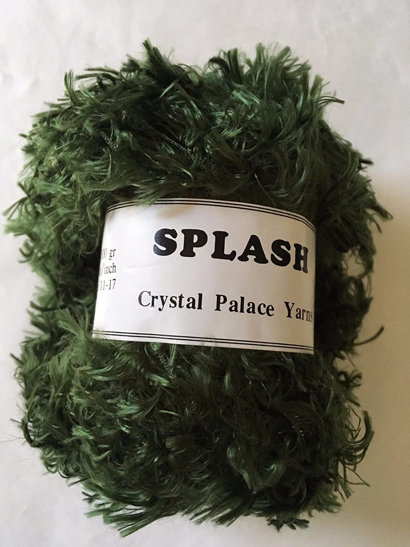 Ivory 201 Splash  by Crystal Palace Yarns