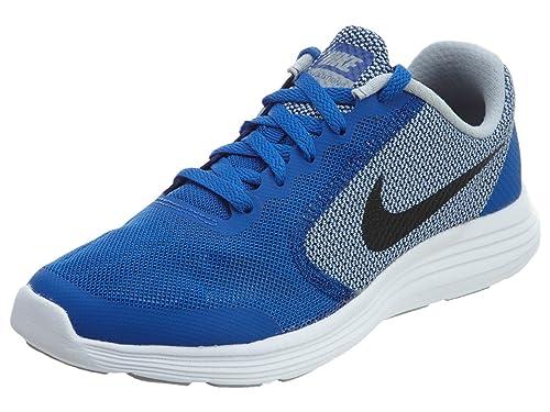 Nike - Nike Revolution 3 Scarpe Sportive Tela - Blue fd58100bff5