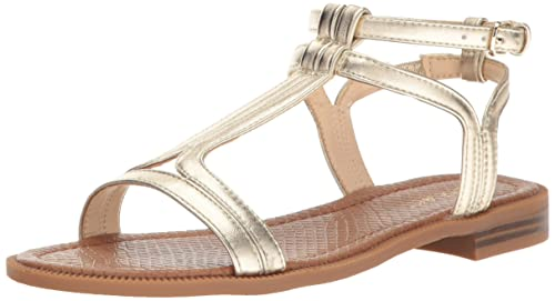 Nine West Women's Xuan Metallic Dress Sandal