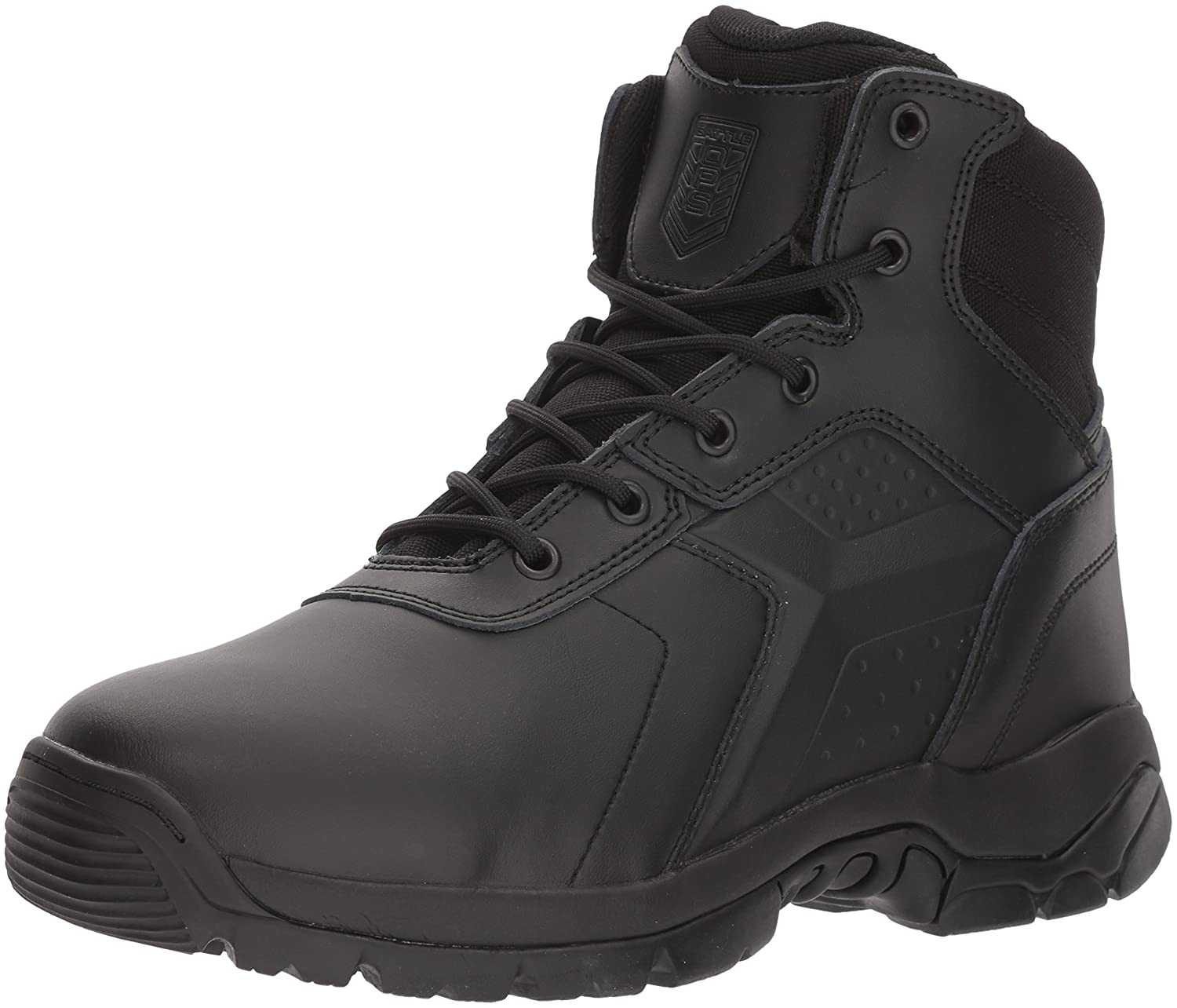 Battle Ops Men's 6 Inch Waterproof Tactical Boot Soft Toe Bops6001 Military