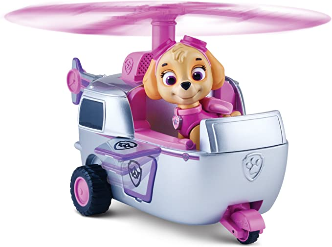ca ab 3 Jahre Spin Master Paw Patrol Rescue Racers 11x6x8 cm Kunststoff sor