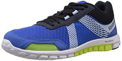 5287329ebc182f Reebok Men s Realflex Run 2.0 Tempo Blue