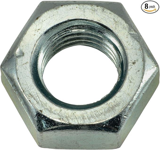 Hard-to-Find Fastener 014973456221 Left Hand Nut Piece-5 Midwest Fastener Corp 16mm-1.50