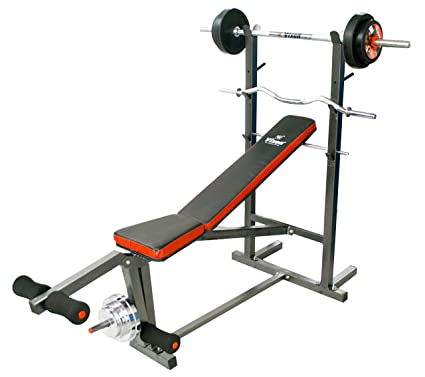 Buy Vixen Bench Press 6 In 1 Online At Low Prices In India Amazon In