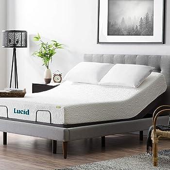 LUCID L300 bed