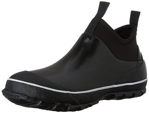 Baffin Women's Marsh Mid Ankle Height, Neoprene Boot, Black, ...