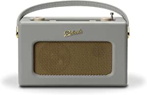 Roberts Revival RD70DG FM/DAB/DAB+ Digital Radio with Bluetooth - Dove Grey