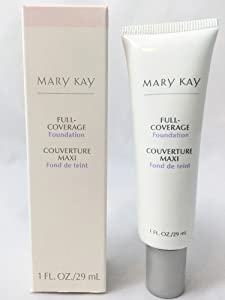 Mary Kay Full Coverage Foundation ~ Bronze 600
