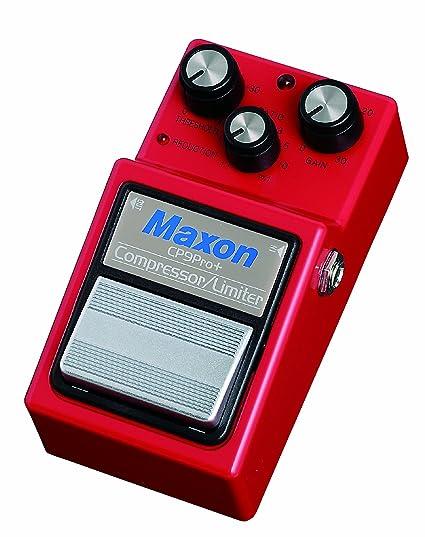 Efectos Guitarra eléctrica Maxon cp-9pro + Compressor compresión – Sustainer