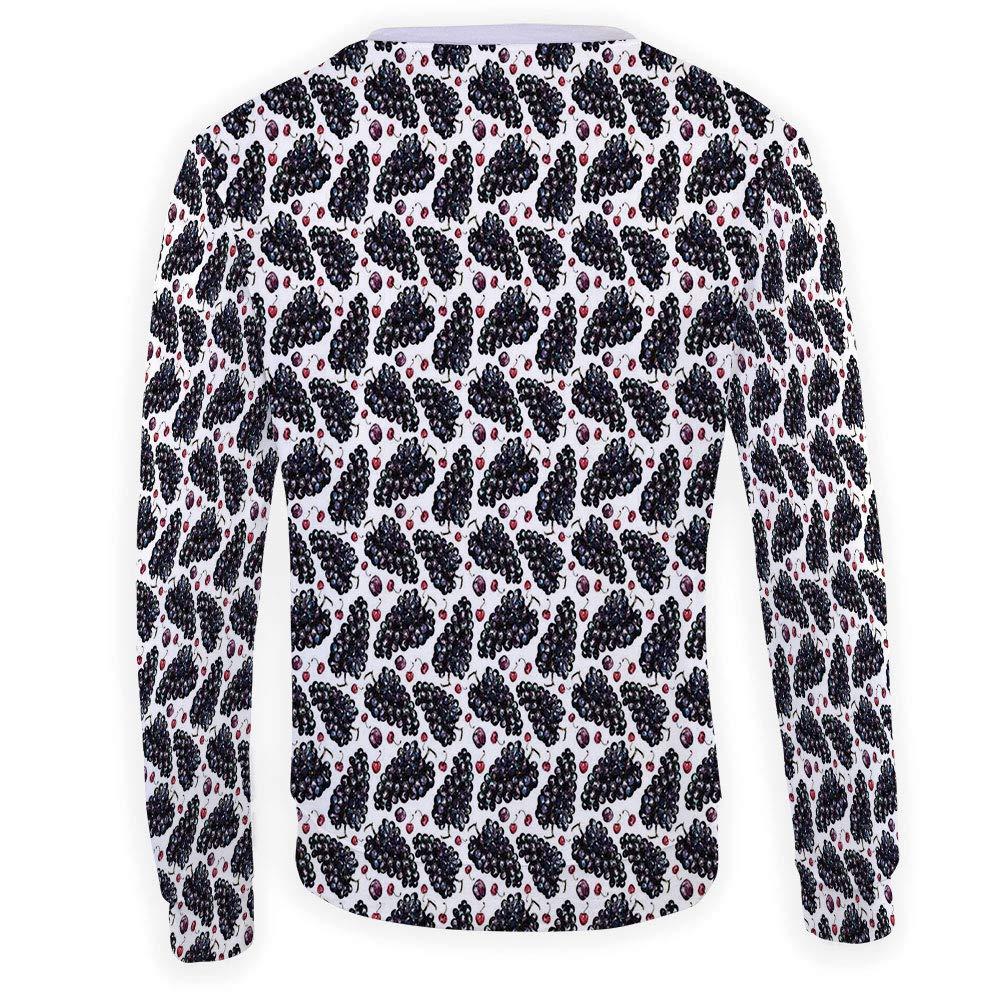 MOOCOM Mens Kitchen Decor Sweatshirt Pullover