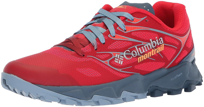 Columbia Trans ALPS F.K.T. II Schuhes Damens ROT Camellia/Jupiter 2018 Laufsport Schuhe