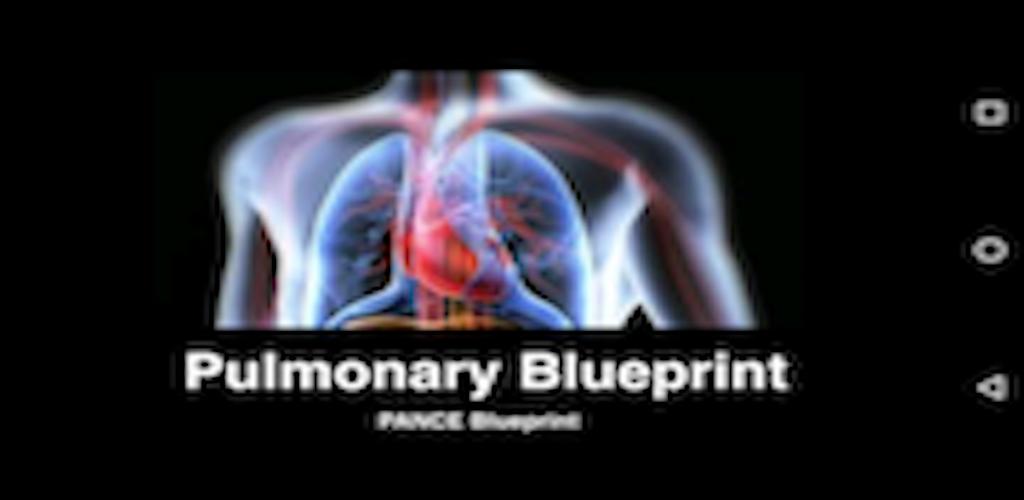 Pulmonary PANCE Blueprint Review