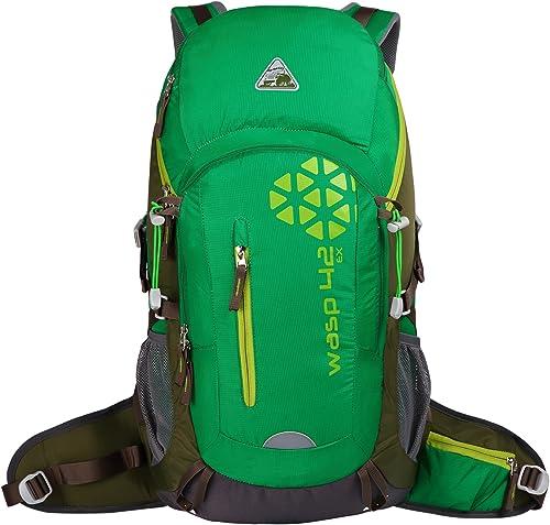 Kimlee Internal Frame Pack Hiking Daypack Camping Backpack Trekking Outdoor Gear