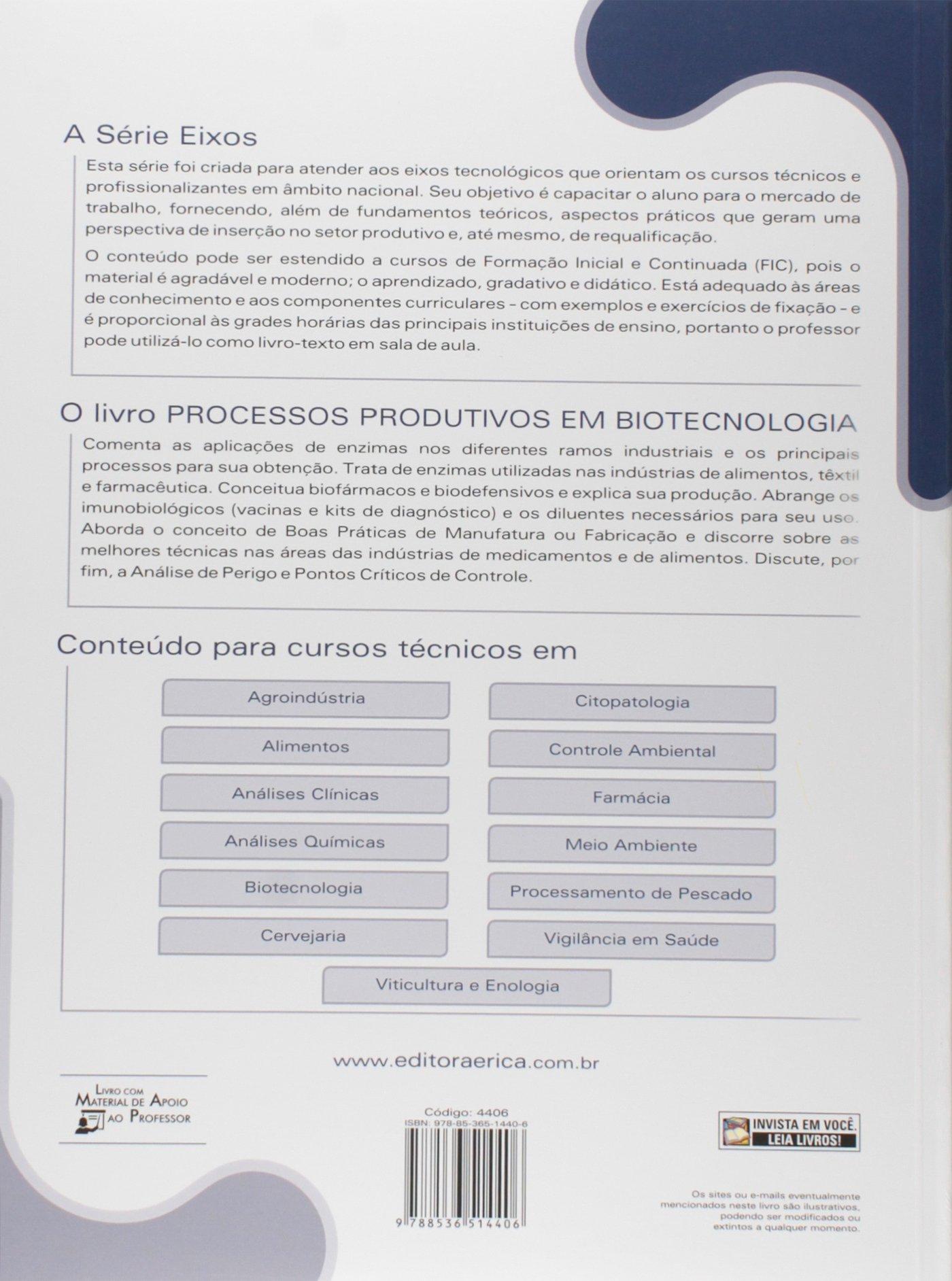 Processos Produtivos em Biotecnologia: Nathalia Motta de ...