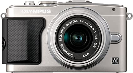Olympus Pen E Pl5 Systemkamera 3 Zoll Kit Inkl 14 42mm Kamera