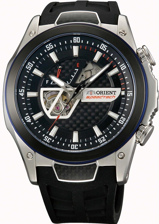 [オリエント]ORIENT 腕時計 SPEEDTECH スピードテック スバルBRZモチーフデザイン 自動巻 (手巻付き) WV0021DA メンズ B00EQ0MD6Y