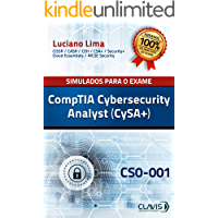 Simulados para a Certificação CompTIA Cybersecurity Analyst (CySA+) - CS0-001
