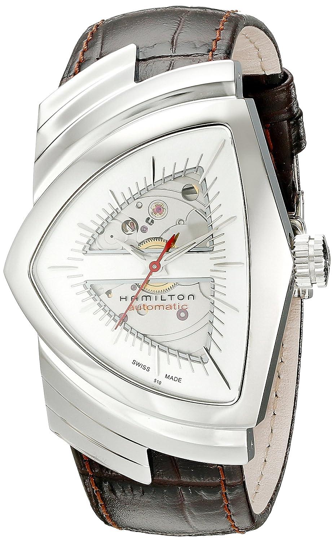 [ハミルトン]HAMILTON 腕時計 AMERICAN CLASSIC VENTURA AUTO H24515551 メンズ [正規輸入品] B00264GM64