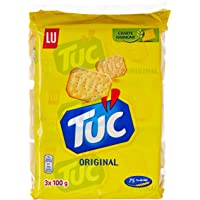 Tuc Salted Crackers Original Flavour 100g x 3 packs