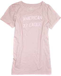 84c689cc Amazon.com: American Eagle Women's Classic Burnout Weightless T ...