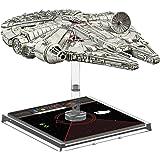Giochi Uniti - Star Wars X-Wing Millennium Falcon [Espansione per Star Wars X-Wing, Gioco di Miniature]