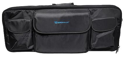 db21e76522e0 Amazon.com: Rockville Carry Bag Backpack Case 4 M-Audio Oxygen 49 MK ...