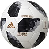 adidas(アディダス) サッカーボール 3号球(幼児・小学生用) ソフトタイプ 2018年 FIFAワールドカップ 試合球 テルスター18 ルシアーダ ソフト