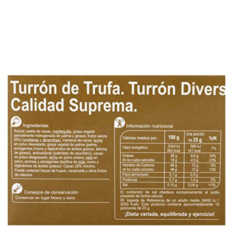 Amazon.com : 4 Pack Carrefour Chocolate-Coated Spanish ...