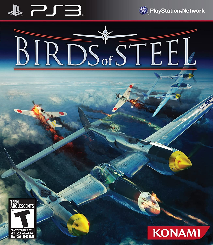 Amazon Com Birds Of Steel Playstation 3 Video Games