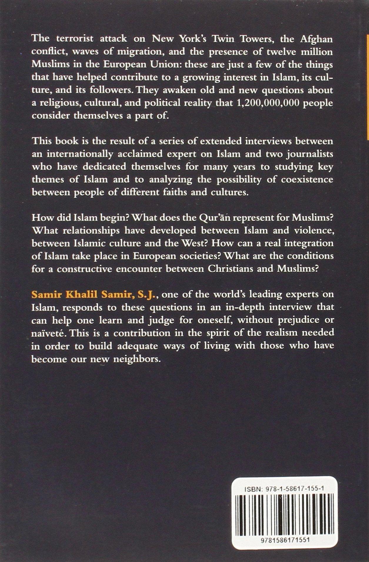 111 Questions on Islam: Samir Khalil Samir on Islam and the West: Giorgio  Paolucci, Camille Eid: 9781586171551: Amazon.com: Books
