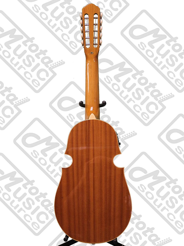 Amazon Oscar Schmidt 10 String Quatro Acoustic Electric Guitar FREE GIG BAG STRAP TUNER Musical Instruments