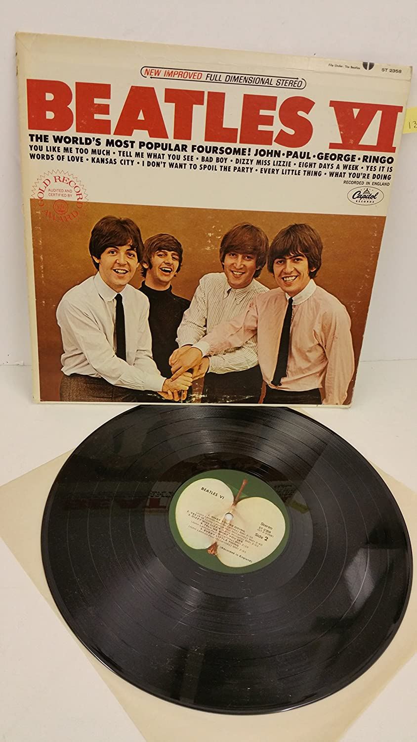 The Beatles Beatles Iv St 2358 The Beatles Amazon De Musik